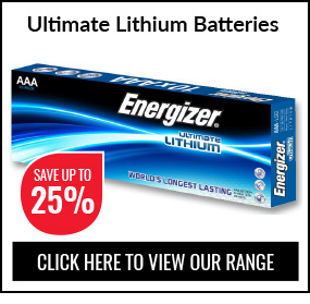 Ultimate Lithium Batteries