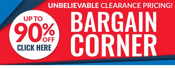 Bargain Corner